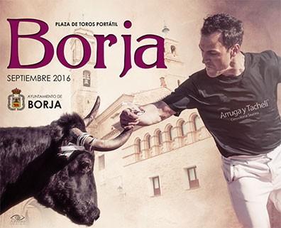 Feria Taurina de Borja
